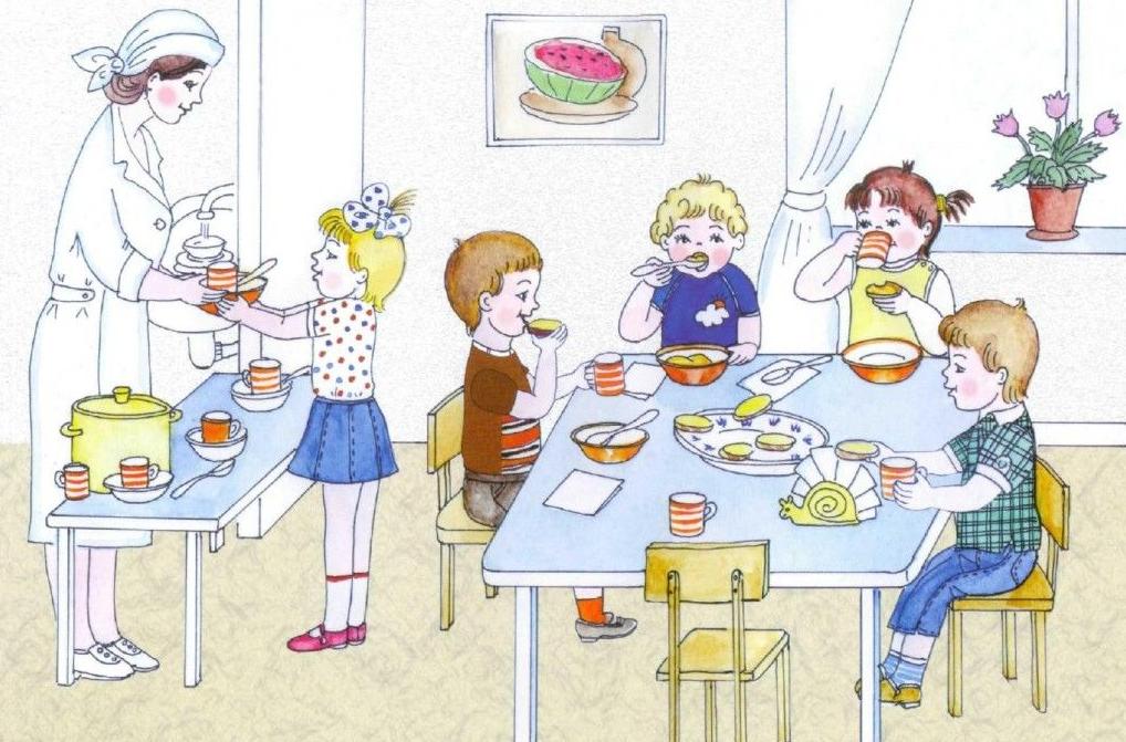 Предложите нарисовать детский сад своему ребенку