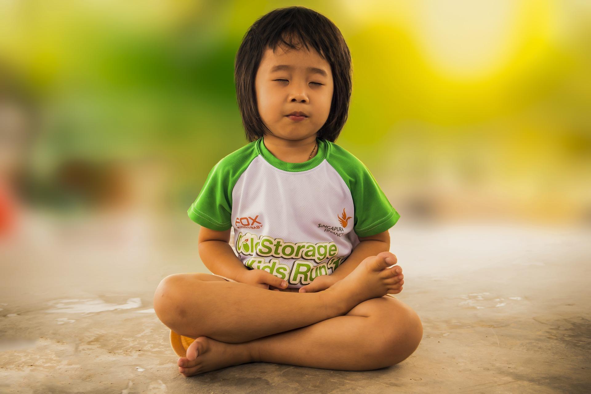 медитировать, но и приобретает целый набор важных навыков самоконтроля, включая внимательность, собранность, умение справляться со стрессом, контроль над импульсами и самосознание.